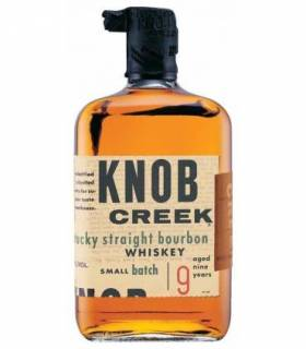 Bourbon Knob Creek 9 Años