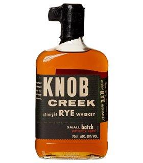 Bourbon Knob Creek RYE