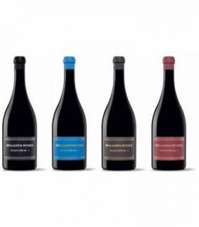 Coleccíon Benjamín Romeo ( 4 botellas )
